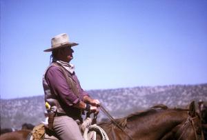 """The Cowboys""John Wayne1972 Warner Brothers © 1978 David Sutton - Image 3370_0659"