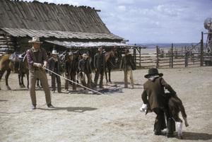 """The Cowboys""John Wayne1972 Warner Brothers © 1978 David Sutton - Image 3370_0669"