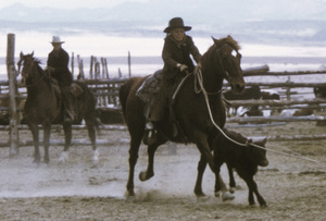 """The Cowboys""1972 Warner Brothers © 1978 David Sutton - Image 3370_0670"