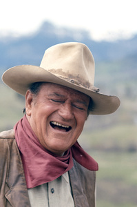 """The Cowboys""John Wayne1972 Warner Brothers © 1978 David Sutton - Image 3370_0672"