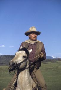 """The Cowboys""John Wayne1972 Warner Brothers© 1978 David Sutton - Image 3370_0674"