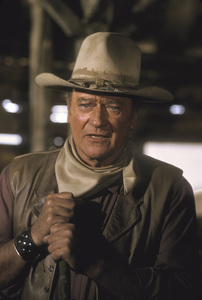 """The Cowboys""John Wayne1972 Warner Brothers © 1978 David Sutton - Image 3370_0676"
