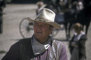 """The Cowboys""John Wayne1972 Warner Brothers © 1978 David Sutton - Image 3370_0677"