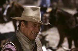 """The Cowboys""John Wayne1972 Warner Brothers © 1978 David Sutton - Image 3370_0678"