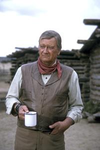 """The Cowboys"" John Wayne 1972 Warner Brothers © 1978 David Sutton - Image 3370_0680"