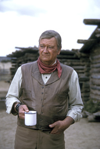 """The Cowboys"" John Wayne 1972 Warner Brothers © 1978 David Sutton - Image 3370_0680"