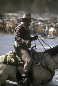 """The Cowboys""John Wayne1972 Warner Brothers © 1978 David Sutton - Image 3370_0683"