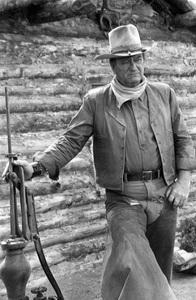 """The Cowboys"" John Wayne 1972 Warner Brothers © 1978 David Sutton - Image 3370_0692"
