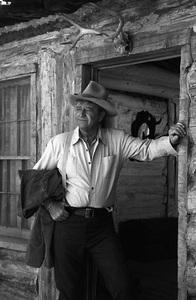 """The Cowboys"" John Wayne 1972 Warner Brothers © 1978 David Sutton - Image 3370_0694"