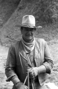 """The Cowboys"" John Wayne 1972 Warner Brothers © 1978 David Sutton - Image 3370_0695"