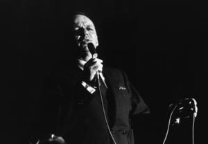 Frank Sinatra performing, circa 1962. © 1978 Ted AllanMPTV - Image 337_1223