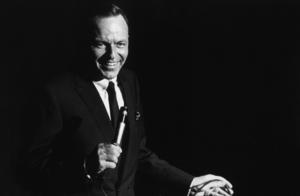 Frank Sinatra performing, circa 1962. © 1978 Ted AllanMPTV - Image 337_1224