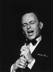 Frank Sinatra performing, 1964. © 1978 David SuttonMPTV - Image 337_1256
