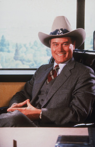 """Dallas""Larry Hagman1981 CBS © 1981 David SuttonMPTV - Image 3379_0011"
