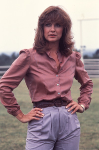 """Dallas""Linda Gray1982 © 1982 Gene Trindl - Image 3379_0102"
