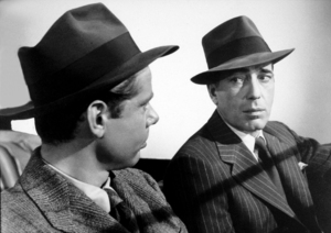 """Dark Passage""Clifton Young and Humphrey Bogart 1947 Warner Bros.MPTV - Image 3384_0033"