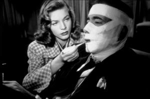 """""""Dark Passage""""Lauren Bacall and Humphrey Bogart 1947 Warner Bros.MPTV - Image 3384_0034"""