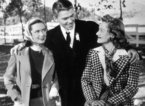 """Dark Victory""Gerladine Fitgerald, Ronald Reagan, Bette Davis.1939 / Warner / **R.C. - Image 3385_0014"