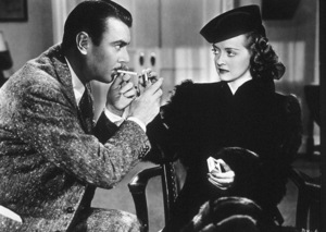 """Dark Victory""George Brent, Bette Davis1939 / Warner - Image 3385_0019"