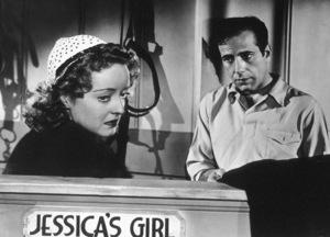 """""""Dark Victory""""Bette Davis, Humphrey Bogart1939 / Warner / **R.C. - Image 3385_0025"""