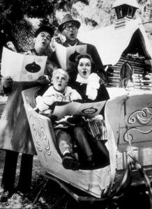 """Dennis the Menace""Jay North, Herbert Anderson, Gloria Henry, Joseph Kearns1960 CBSPhoto by Gabi RonaMPTV - Image 3392_0021"