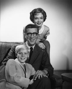 """Dennis the Menace""Gloria Henry, Herbert Anderson, Jay Northcirca 1959Photo by Gabi Rona - Image 3392_0024"