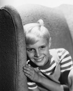 """Dennis the Menace""Jay Northcirca 1960Photo by Gabi Rona - Image 3392_0029"