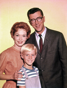 """Dennis the Menace""Gloria Henry, Herbert Anderson, Jay North1959Photo by Gabi RonaMPTV - Image 3392_0034"