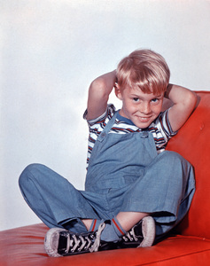 """Dennis The Menace""Jay North1959Photo by Gabi Rona - Image 3392_0041"