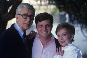"""Dennis the Menace""Herbert Anderson, Jay North, Gloria Henry1984© 1984 Gunther - Image 3392_0042"