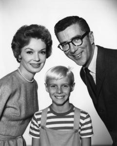 """Dennis the Menace""Gloria Henry, Jay North, Herbert Andersoncirca 1960Photo by Gabi Rona - Image 3392_0045"