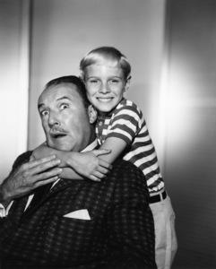 """Dennis the Menace""Gale Gordon, Jay Northcirca 1959Photo by Gabi Rona - Image 3392_0051"