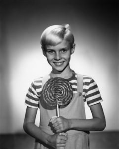 """Dennis the Menace""Jay Northcirca 1960Photo by Gabi Rona - Image 3392_0053"