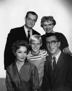 """Dennis the Menace""Gloria Henry, Jay North, Herbert Anderson, Joseph Kearns, Sylvia Fieldcirca 1960Photo by Gabi Rona - Image 3392_0055"