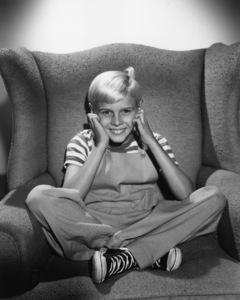 """Dennis the Menace""Jay Northcirca 1960Photo by Gabi Rona - Image 3392_0056"
