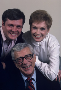 """Dennis the Menace""Herbert Anderson, Jay North, Gloria Henry1984© 1984 Gunther - Image 3392_0058"