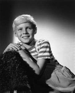 """Dennis the Menace""Jay Northcirca 1959Photo by Gabi Rona - Image 3392_0060"