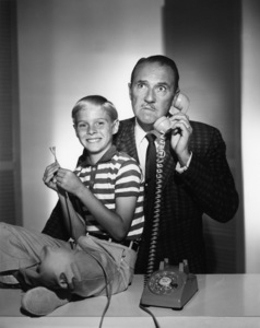 """Dennis the Menace""Jay North, Gale Gordoncirca 1959Photo by Gabi Rona - Image 3392_0062"