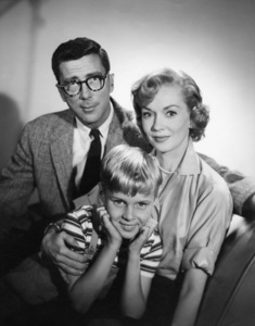 """Dennis the Menace""Herbert Anderson, Gloria Henry, Jay North1960Photo by Gabi Rona - Image 3392_0063"