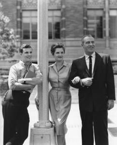 """The Many Loves of Dobie Gillis""Dwayne Hickman, Florida Friebus, Frank Faylencirca 1960Photo by Gabi Rona - Image 3397_0025"