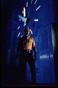 """""""Doc Savage, Man of Bronze""""Ron Ely1975/Warner © 1978 Mel Traxel - Image 3398_0004"""