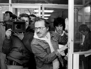 """""""Dog Day Afternoon""""Director Sidney Lumet, Al Pacino1975 Warner Brothers** I.V. - Image 3400_0112"""
