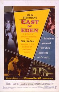 """""""East of Eden""""Poster1955 Warner Brothers**I.V. - Image 3411_0011"""