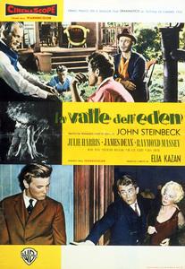 """""""East of Eden"""" (Poster)1955 Warner Brothers** I.V. - Image 3411_0017"""