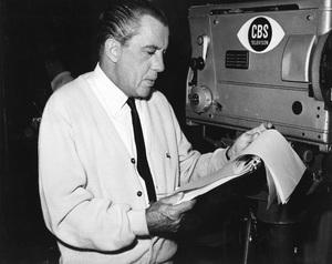 """""""The Ed Sullivan Show""""Ed Sullivan circa 1963**I.V. - Image 3412_0008"""