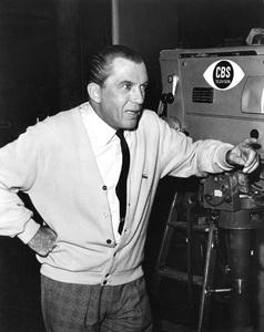 """""""The Ed Sullivan Show""""Ed Sullivan circa 1963**I.V. - Image 3412_0009"""