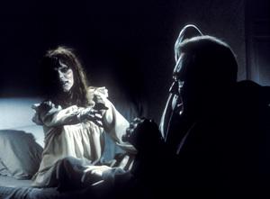 """Exorcist""Max Von Sydow & Linda Blair1973 Warner - Image 3420_0002"