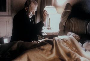 """Exorcist""Max Von Sydow & Linda Blair1973 Warner - Image 3420_0013"