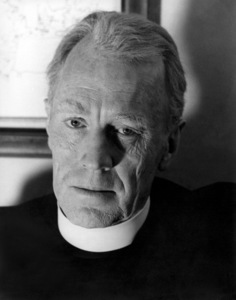 """""""The Exorcist"""" Max von Sydow 1973 Warner Brothers ** I.V. - Image 3420_0413"""