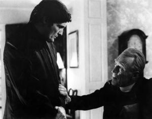 """The Exorcist"" Jason Miller, Max von Sydow 1973 Warner Brothers ** I.V. - Image 3420_0416"